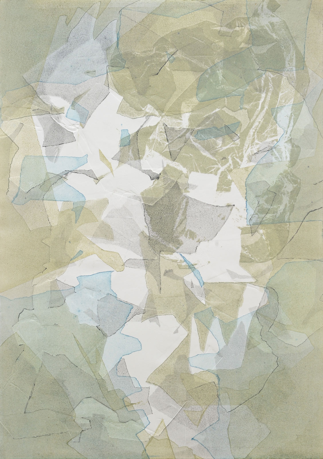 2012, Torn Paper, About Ice